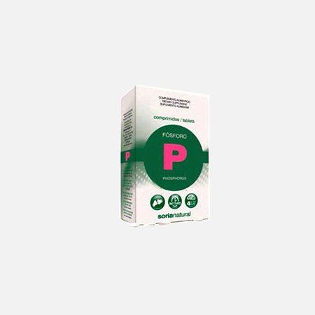 Fósforo retard – 36 comprimidos – Soria Natural
