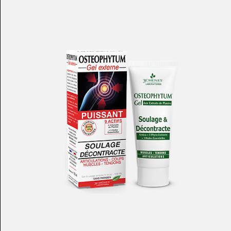 Osteophytum Gel – 100ml – 3 Chenes