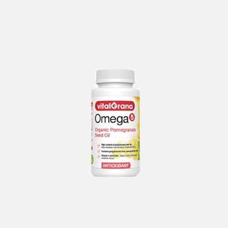 Omega 5 – 30 cápsulas – VitalGrana