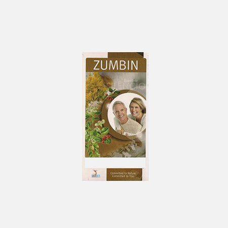 Zumbin – 100 cápsulas – Lusodiete