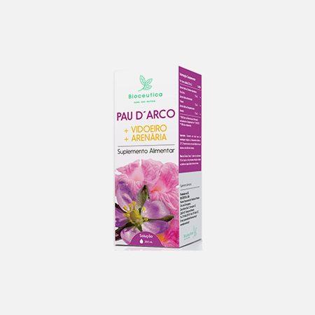 Pau D'Arco + Vidoeiro + Arenária – 250ml – Bioceutica