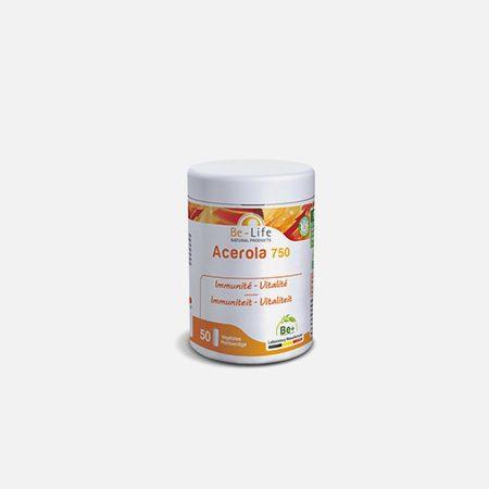 Bio-Life Acerola 750 – 50 cápsulas – Be Life
