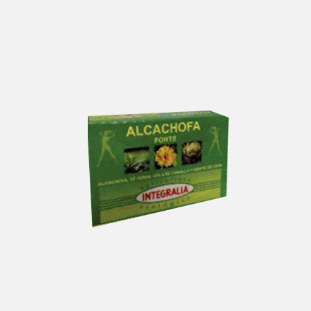 Alcachofra Forte Bio – 60 cápsulas – Integralia