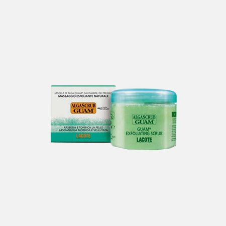Alga Scrub Guam – Alga esfoliante – 700g – Sovex