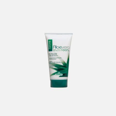 Aloe Vera Gel 100% puro – 200ml – Segredo da Planta