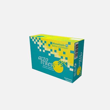 Alto Stress – 60 cápsulas – Bio Axo