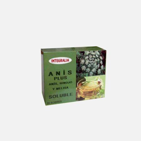 Anis Plus Solúvel – 20 saquetas – Integralia