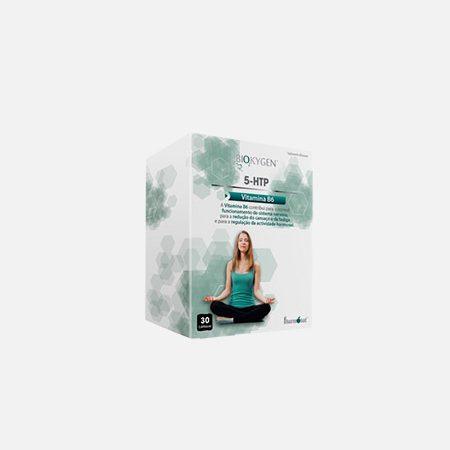 Biokygen 5-HTP – 30 cápsulas – Fharmonat