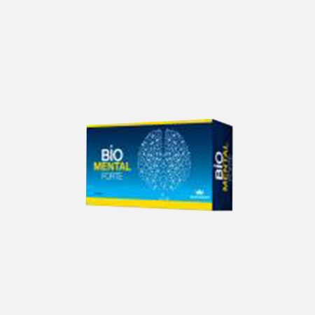 Biomental Forte – 30 ampolas – Aliesonat