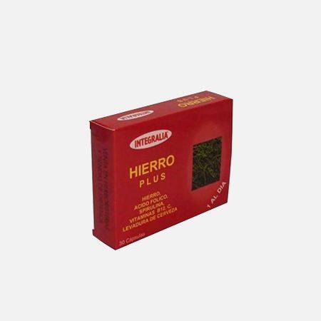 Ferro Plus – 30 cápsulas – Integralia