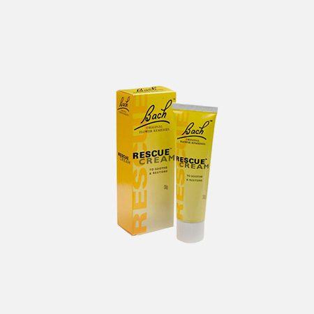 Florais de Bach Rescue Remedy Cream – 30ml – Bach-Biotop