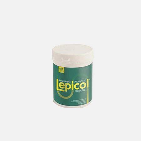 Lepicol cápsulas vegetais – 180 cápsulas – Hubner