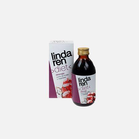 Lindaren Diet Drenante – 250ml – Artesania Agricola