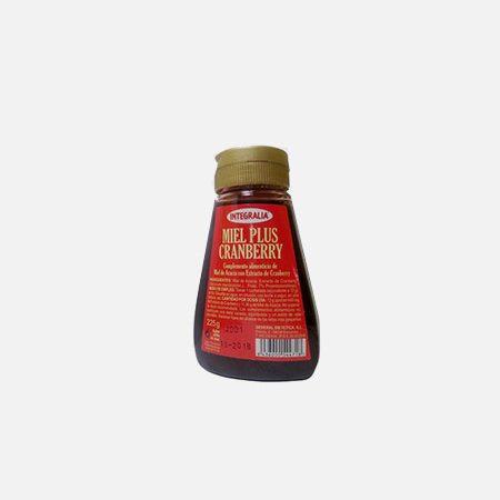 Mel Plus Cranberry – 225g – Integralia