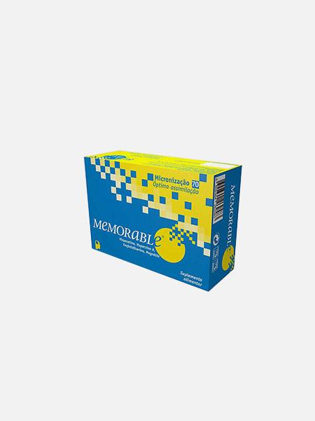 Memorable - 60 cápsulas - Bio Axo