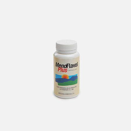 Menoflavol Plus – 60 cápsulas – Artesania Agricola