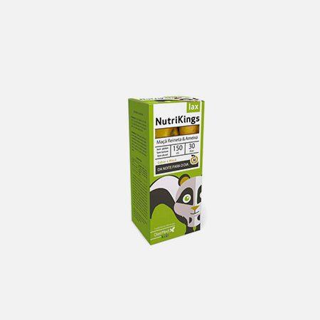 NutriKings Lax Maça Reineta e Ameixa – 150ml – DietMed