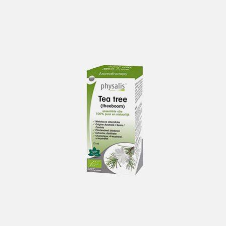 Physalis Óleo Essencial Árvore-do-Chá – 10ml – Biocêutica