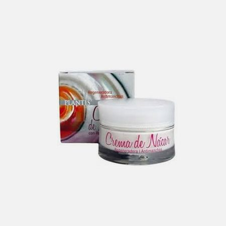 Plantis Nacar creme facial – 50ml – Artesania Agricola