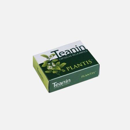 Plantis Teanin – 60 cápsulas – Artesania Agricola