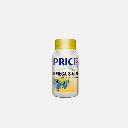 Price Omega 3-6-9 – Fharmonat – 90 cápsulas
