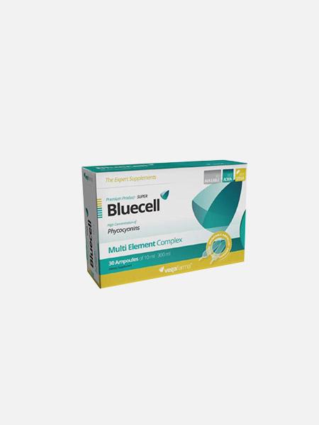 super-bluecell-30-ampolas - vegafarma