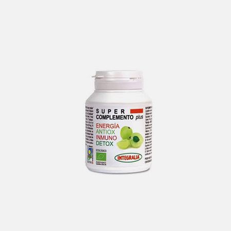 Super Complemento Plus – 90 cápsulas – Integralia