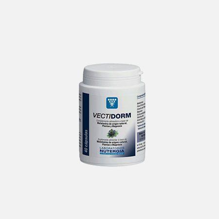 Vectidorm – 40 capsulas – Nutergia