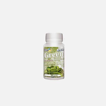Vita Green Coffee 400mg – Fharmonat – 30 cápsulas