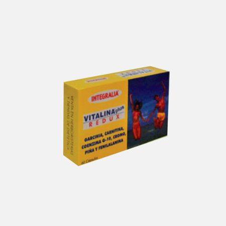 Vitalina Plus Redux – 60 cápsulas – Integralia