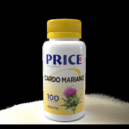 Price Cardo Mariano 2400mg – 100 comprimidos – Fharmonat