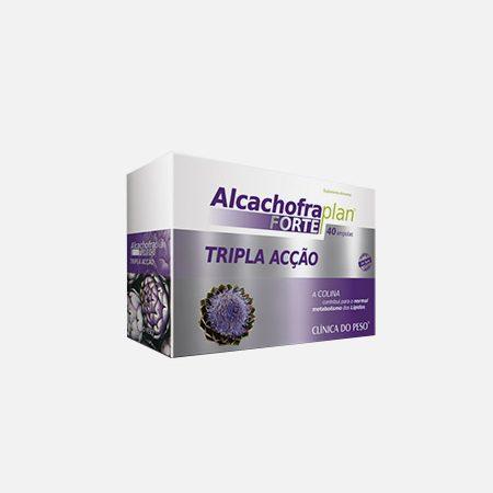 Alcachofra Plan Forte – 40 ampolas – Fharmonat