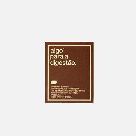 Algo Para a Digestão – 10 cápsulas – Biocol