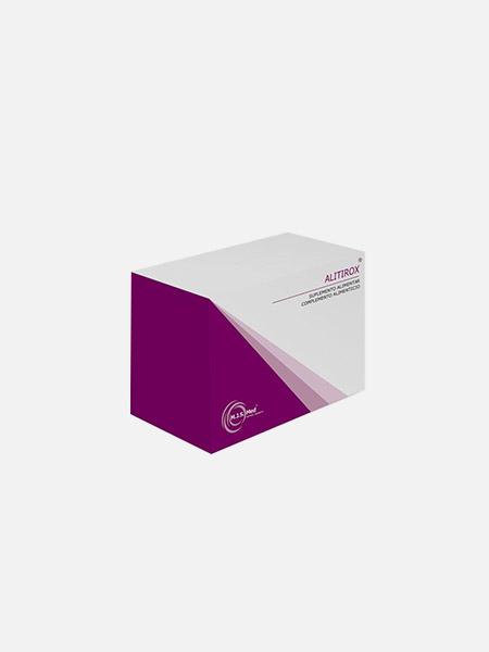 Alitirox - 60 cápsulas - M.J.S. Med