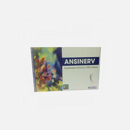 Ansinerv – 30 ampolas – Lusodiete