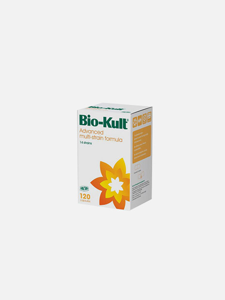 Bio-Kult Advanced - 120 cápsulas - Bio-Kult
