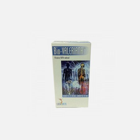 Bio-Valeriana – 70 cápsulas – Lusodiete