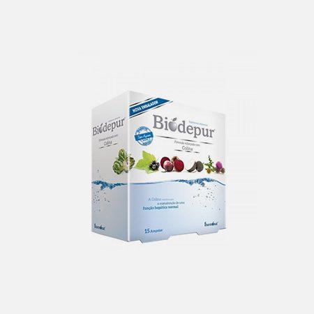BioDepur – 15 ampolas – Fharmonat