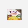Chapa Barriga B-Ananás + Limão + Chia - 30 cápsulas - Phytogold