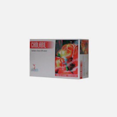 Cholabil – 100 cápsulas – Lusodiete