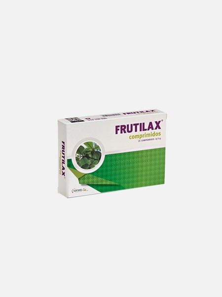 Frutilax - 25 comprimidos - Natirirs