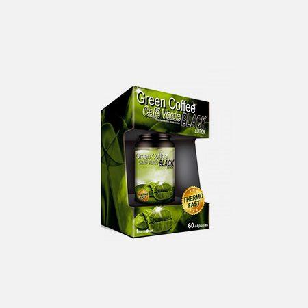 Green Coffee Black Edition – 60 cápsulas – Fharmonat