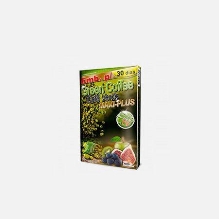 Green Coffee Maxiplus – 30 comprimidos – Fharmonat