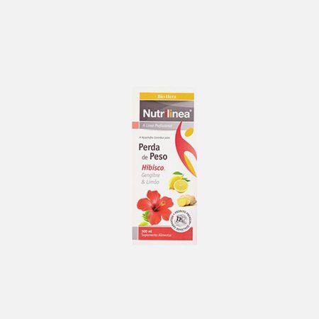 Hibisco Gengibre e Limão Nutrilinea – 500ml – Bio-Hera