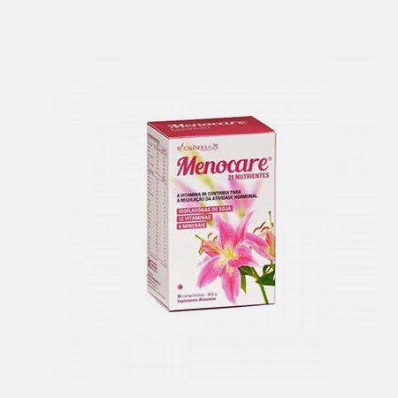 Menocare – 30 comprimidos – Calêndula