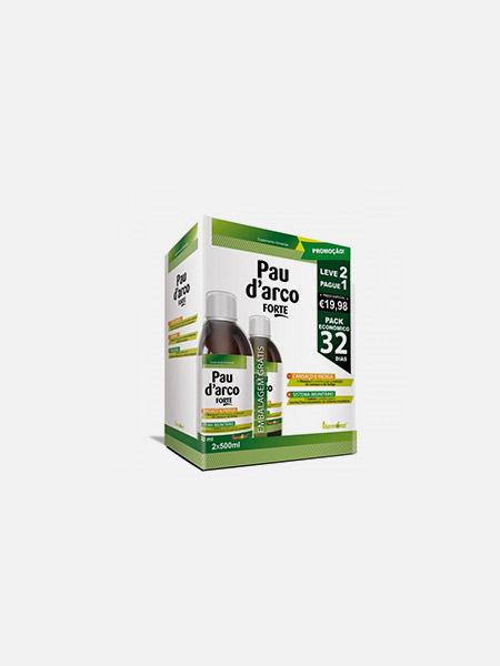 Pau D'Arco leve 2 pague 1 - 2x500ml - Fharmonat