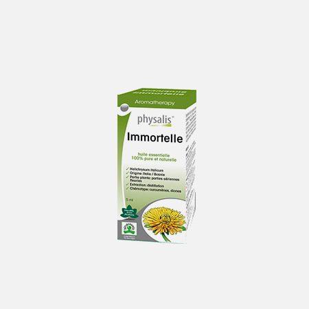 Physalis Helicriso óleos essenciais – 5ml – Biocêutica