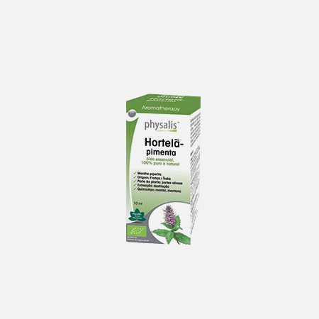 Physalis Hortelã-Pimenta óleos essenciais – Biocêutica – 10ml