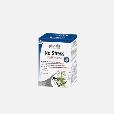 Physalis No Stress – 30 comprimidos – Biocêutica