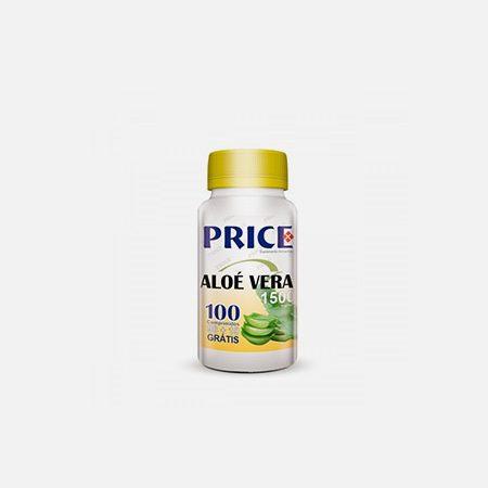 Price Aloe Vera 1500mg – 90+10 comprimidos – Fharmonat